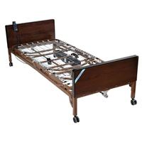 Semi Electric Ultra Light Plus Hospital Bed DRI15030-