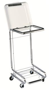Tilt-Top Square Hamper BRE11410