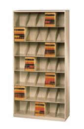 ThinStak™ Letter-Size Open Shelf Filing System - 7 Tiers DATSO24LT7