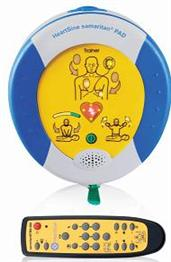 samaritan® PAD Trainer with Remote Control HETTRN-300-US