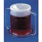 Clear 2 Handle Cup (10qty.) DRIRTL3515