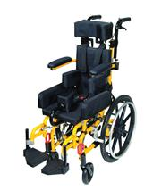 Kanga TS Pediatric Tilt-In-Space Wheelchair DRIKG 1000-