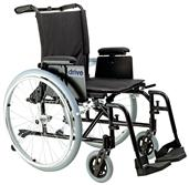Cougar - Ultralight Aluminum Wheelchair DRIAK516ADA-AELR-