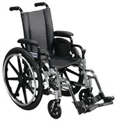 Viper - Deluxe High Strength, Lightweight Wheelchair DRIL412DDA-SF-