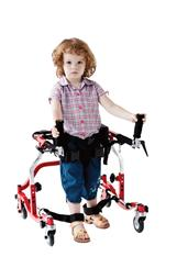 Star Posterior Gait Trainer for Children DRISR 3200-