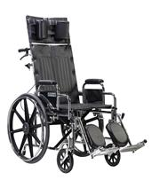 Sentra Reclining Wheelchair DRISTD14RBDDA-