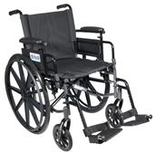 Cirrus IV Wheelchair DRIC416ADDASV-SF-