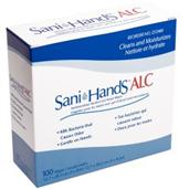 Sani-Hands ALC Handwipes PDI D43600