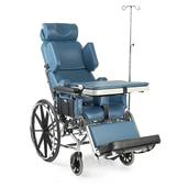"Mobile Positioning Chair with Tilt & Recline - Deluxe and 24"" Wheels INVHTR5500"