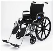 Excel K4 Basic Lightweight Wheelchair MEDMDS806500E-