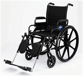 Excel K4 Standard Lightweight Wheelchair MEDMDS806500