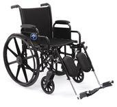 Excel K3 Narrow Lightweight Wheelchair MEDMDS806600N-