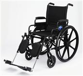 Excel K4 ELR Lightweight Wheel Chair MEDMDS806550-