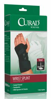 Lace-Up Wrist Splints CURORT19800RSDH-