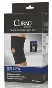 Open-Patella Knee Supports CURORT23200SDH-