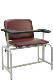 Extra Large Padded Blood Drawing Chair WIN2575 V-D