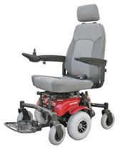 6Runner 10 Power Chair SHO888WNLM